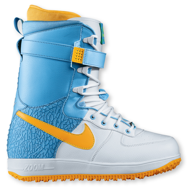 Nike Action Sports ZOOM FORCE 1 Snowboardschuh blau