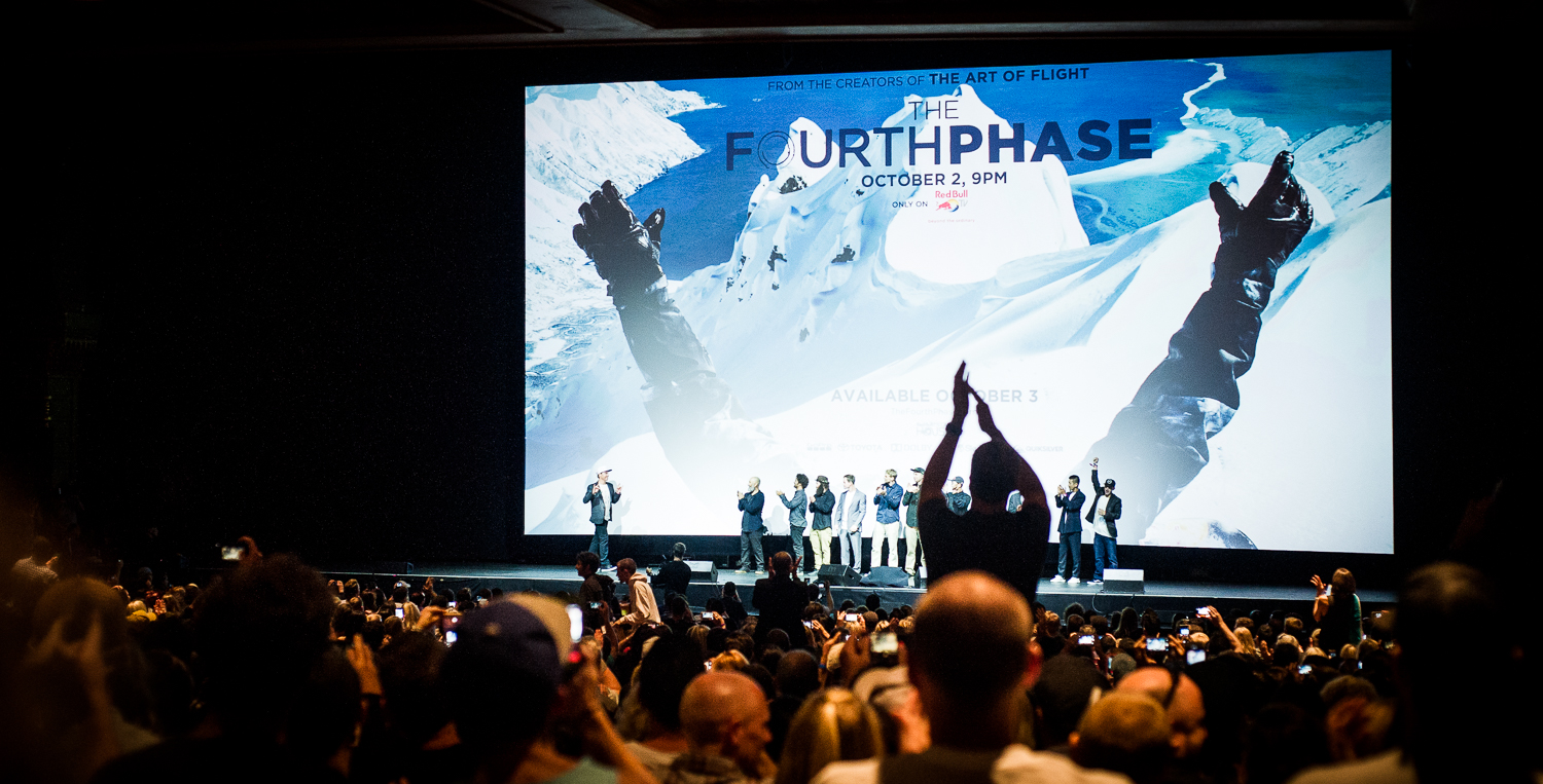 The Fourth Phase World Premiere