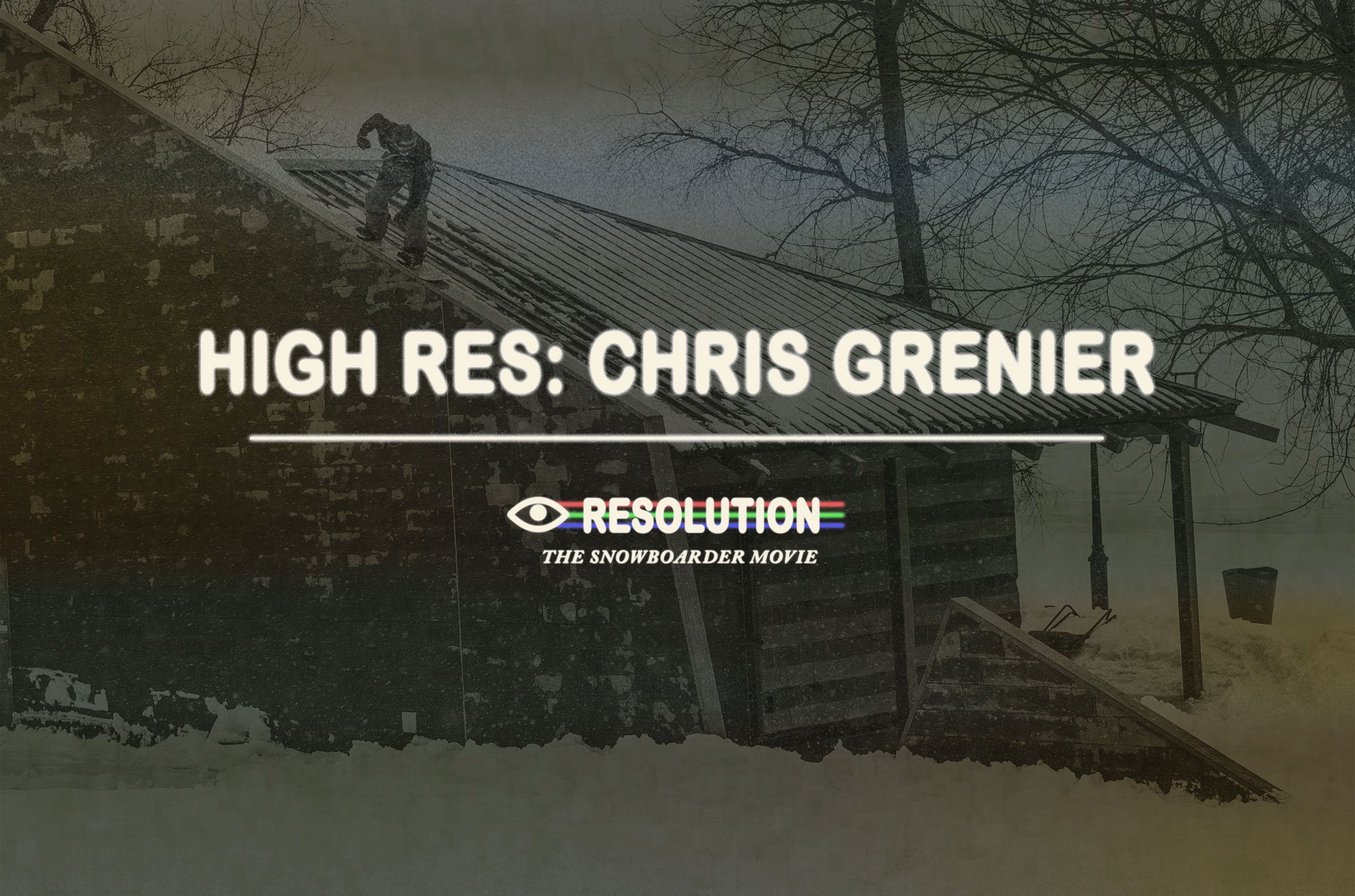 Chris Grenier interview