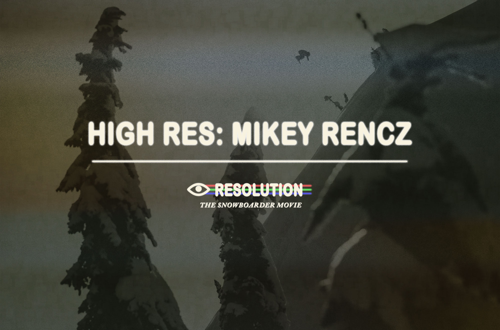 Mikey Rencz interview