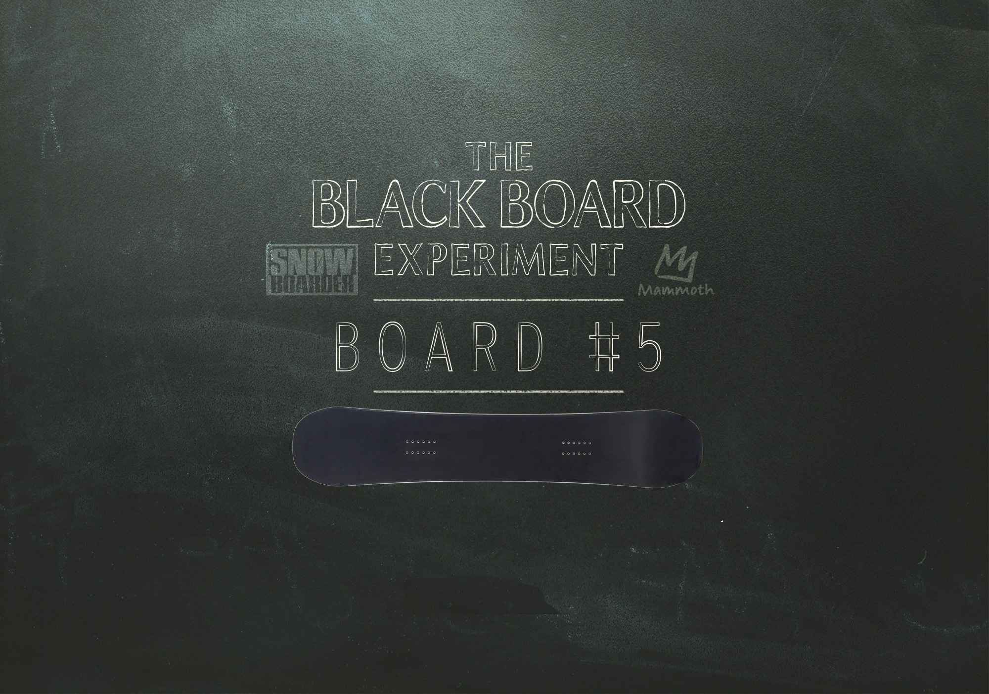Blackboard Experiment