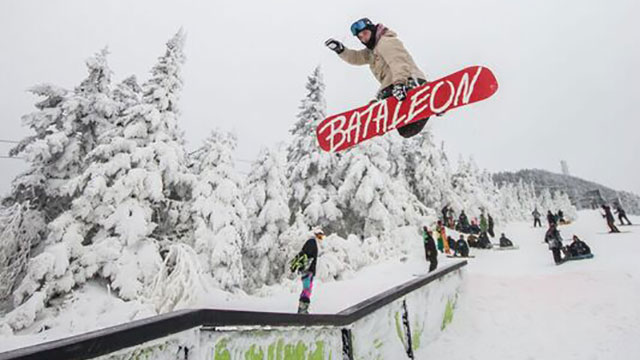 Killington Opens Season