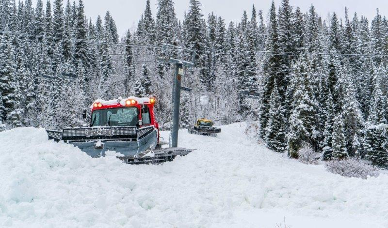 Utah ski resorts set to open thanks to snowstorms