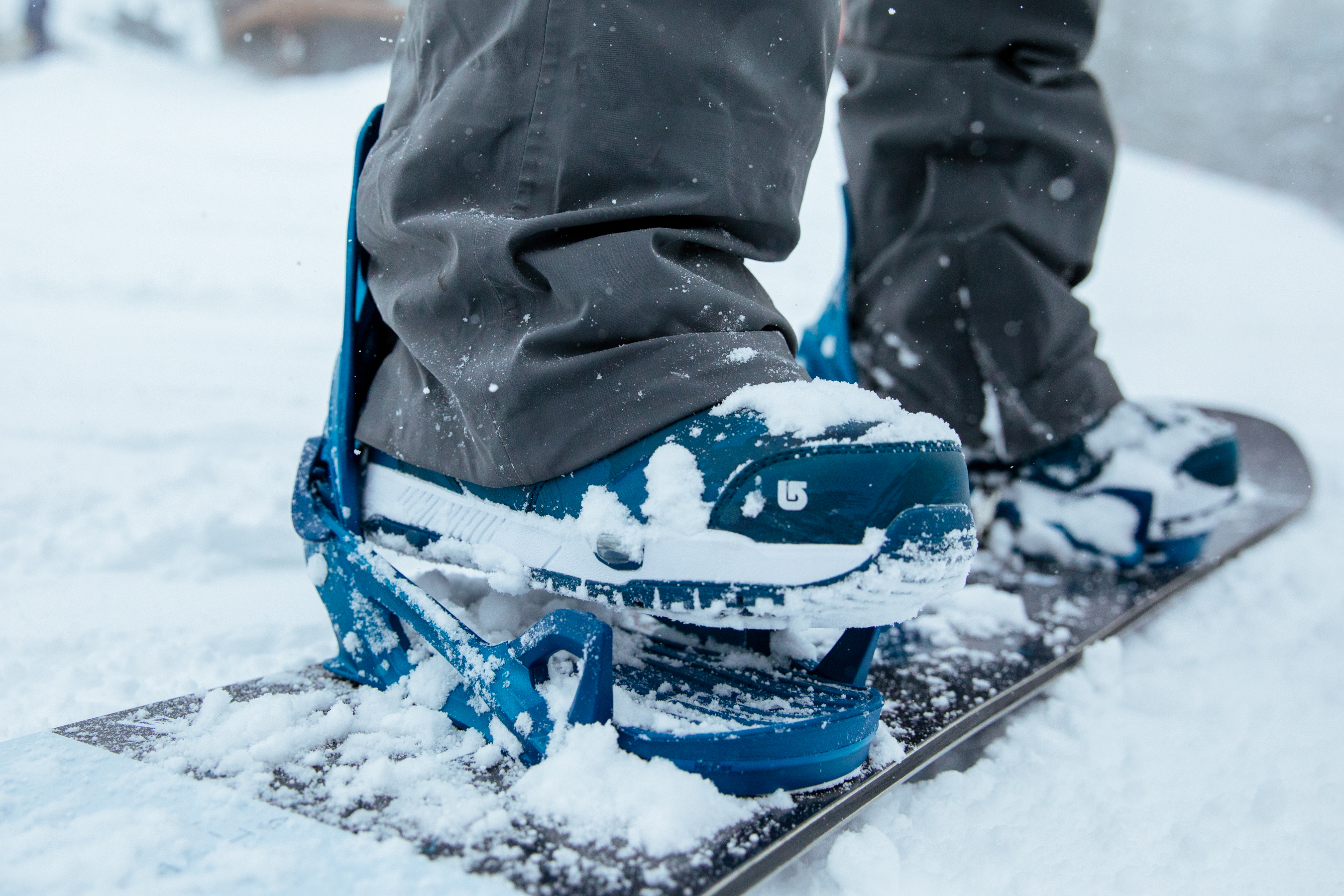 Burton Snowboards Step On
