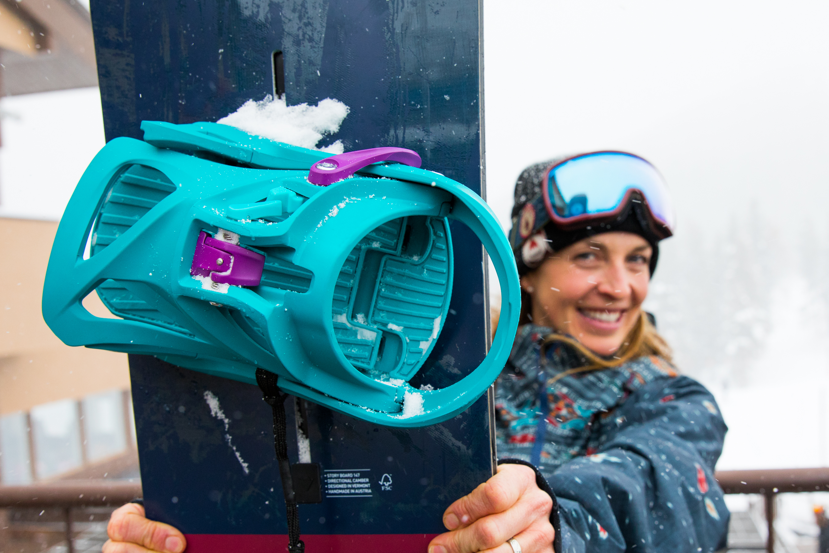 Burton Snowboards Step On, Kimmy Fasani