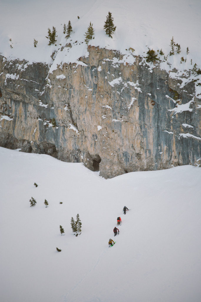 Four of The Fourth Phase riders. p: Blatt
