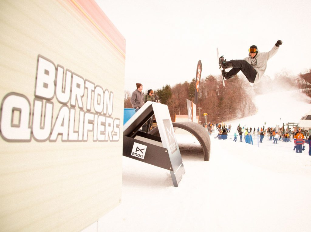 Burton Mountain Creek Qualifiers
