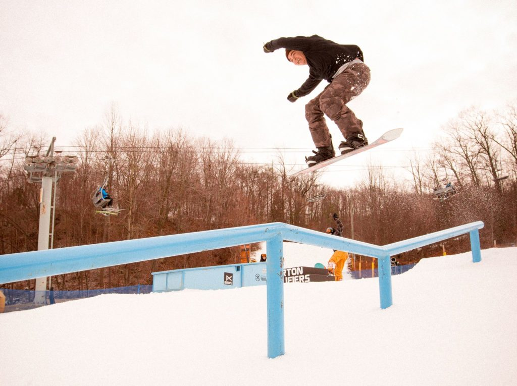 Burton Qualifiers Comp Mountain Creek, NJ