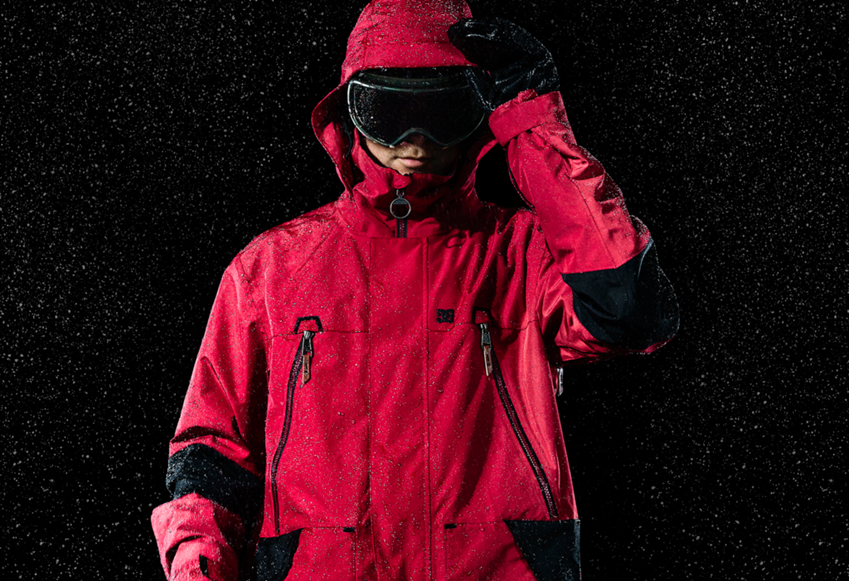 DC SNOWBOARDING OUTERWEAR