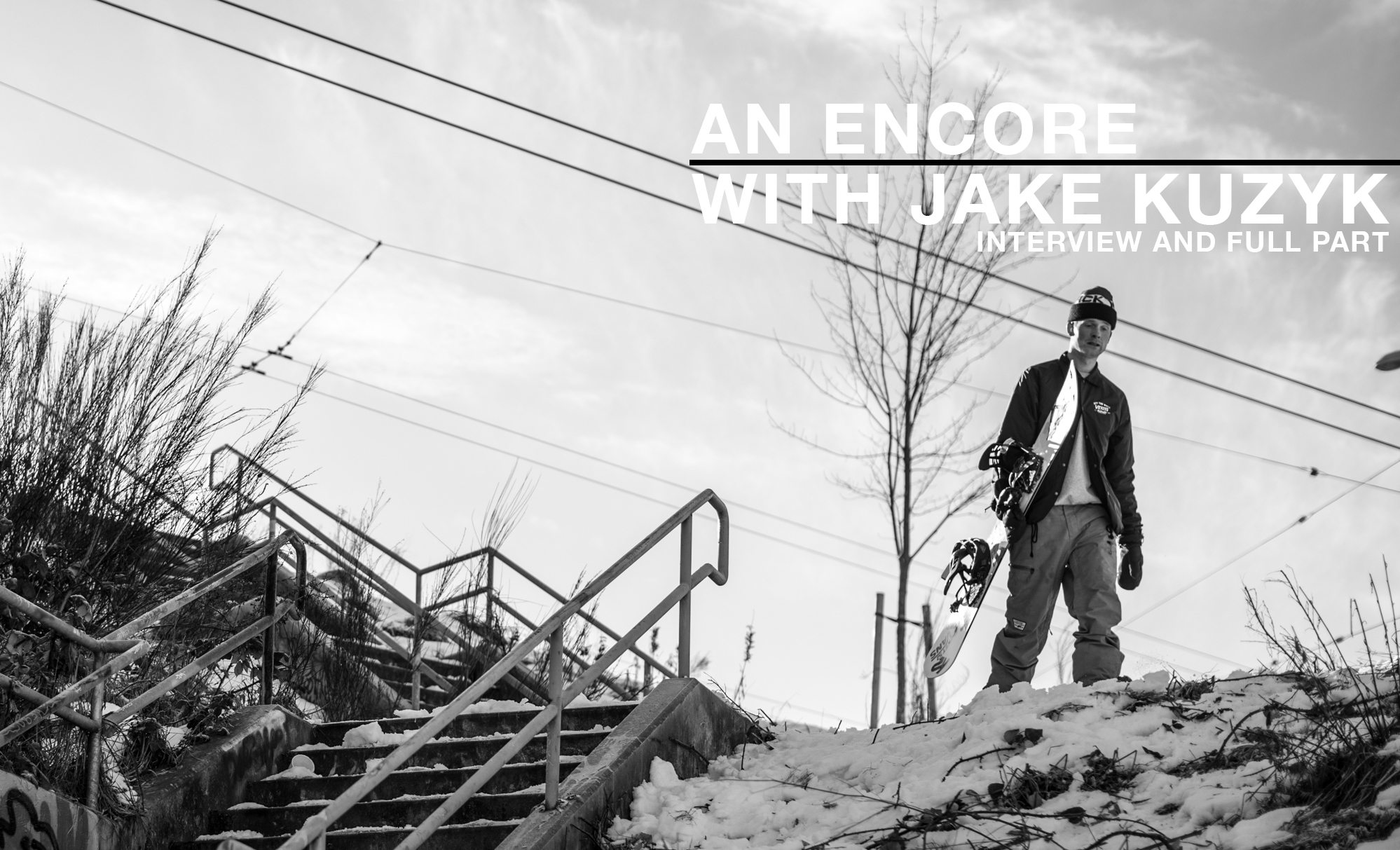Jake Kuzyk interview